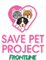 SAVE PET PROJECT FRONTLINE
